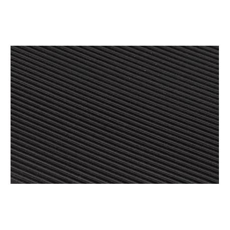 Fijnribloper zwart standaard